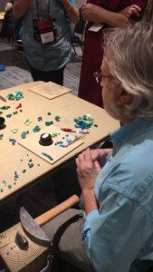 SAMA, Menossi, smalti, mosaics, workshop